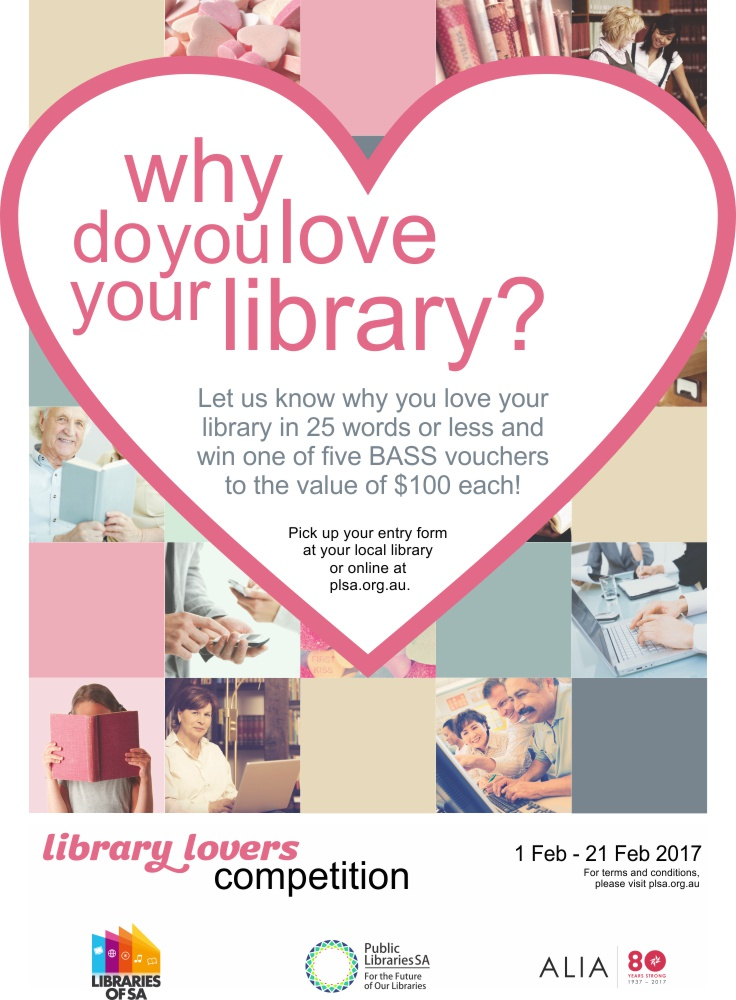 Library Lovers competition